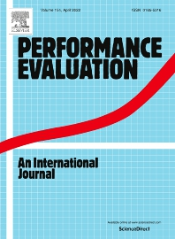 Performance Evaluation - ISSN 0166-5316