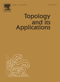 Topology and its Applications - ISSN 0166-8641