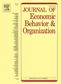 Journal of Economic Behavior & Organization - ISSN 0167-2681