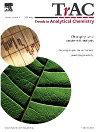 Cover image for Trends in Analytical Chemistry (Library Edition)
