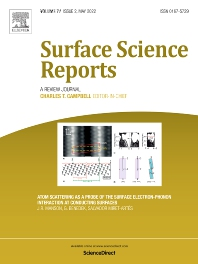 Cover image for Surface Science Reports