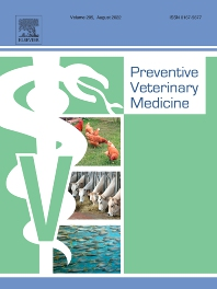 Cover image for Preventive Veterinary Medicine