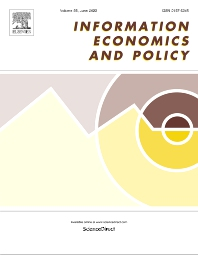 Cover image for Information Economics and Policy