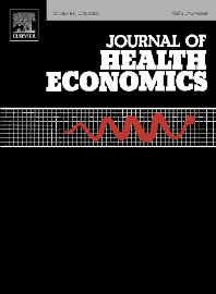 Cover image for Journal of Health Economics