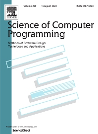 Science of Computer Programming - ISSN 0167-6423