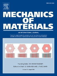 Mechanics of Materials - ISSN 0167-6636