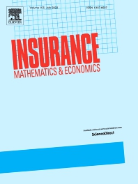 Cover image for Insurance: Mathematics and Economics