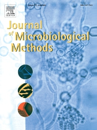 Cover image for Journal of Microbiological Methods