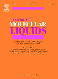 Cover image for Journal of Molecular Liquids