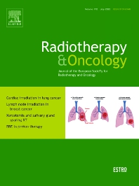 Cover image for Radiotherapy & Oncology