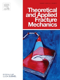 Cover image for Theoretical and Applied Fracture Mechanics