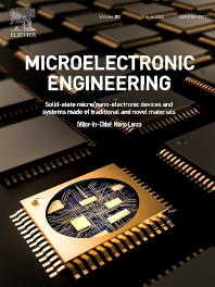 Cover image for Microelectronic Engineering