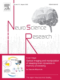 Cover image for Neuroscience Research
