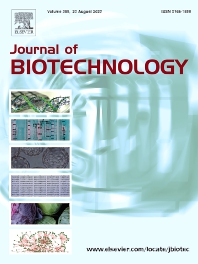 Cover image for Journal of Biotechnology
