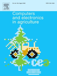 Cover image for Computers and Electronics in Agriculture