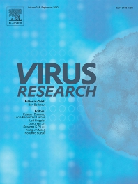 Cover image for Virus Research