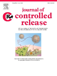 Cover image for Journal of Controlled Release