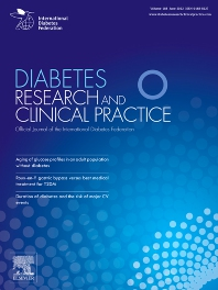 Cover image for Diabetes Research and Clinical Practice