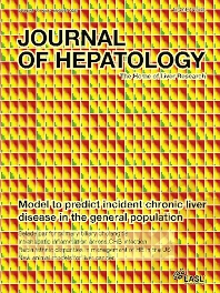 Cover image for Journal of Hepatology