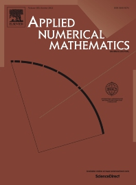 Cover image for Applied Numerical Mathematics