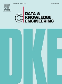 Cover image for Data & Knowledge Engineering