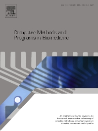 Cover image for Computer Methods and Programs in Biomedicine