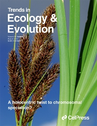 Cover image for Trends in Ecology & Evolution