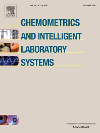 Chemometrics and Intelligent Laboratory Systems - ISSN 0169-7439