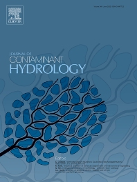 Cover image for Journal of Contaminant Hydrology