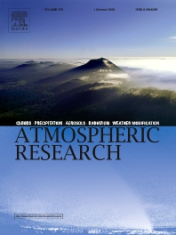 Cover image for Atmospheric Research