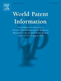 cover of World Patent Information