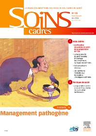 Cover image for Soins: Cadres
