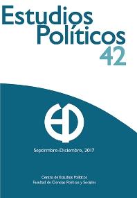 Cover image for Estudios Políticos