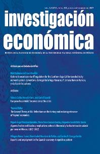 Cover image for Investigación Económica