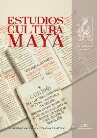 Cover image for Estudios de Cultura Maya