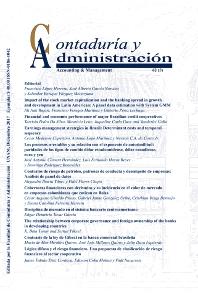 Cover image for Contaduría y Administración