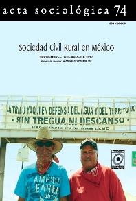 Cover image for Acta Sociológica