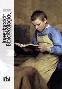 cover of Investigación Bibliotecológica: Archivonomía, Bibliotecología e Información