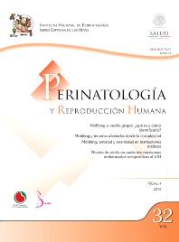 Cover image for Perinatología y Reproducción Humana