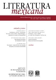 Cover image for Literatura Mexicana