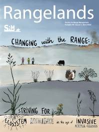 Rangelands - ISSN 0190-0528