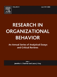 organizational behavior paper