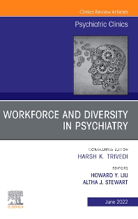 Cover image for Psychiatric Clinics of North America