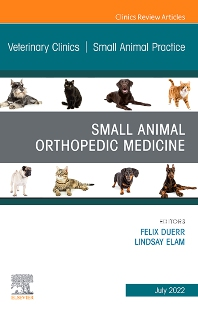 Cover image for Veterinary Clinics of North America: Small Animal Practice