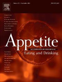 Appetite - Journal - Elsevier