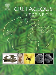 Cretaceous Research - ISSN 0195-6671