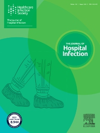 Cover image for Journal of Hospital Infection