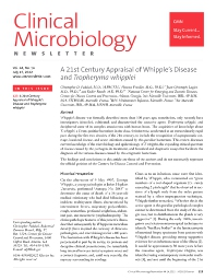 Cover image for Clinical Microbiology Newsletter