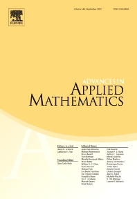 Advances in Applied Mathematics - ISSN 0196-8858