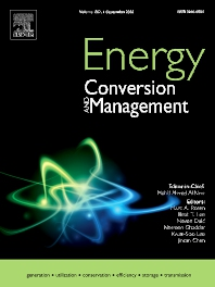 Cover image for Energy Conversion and Management